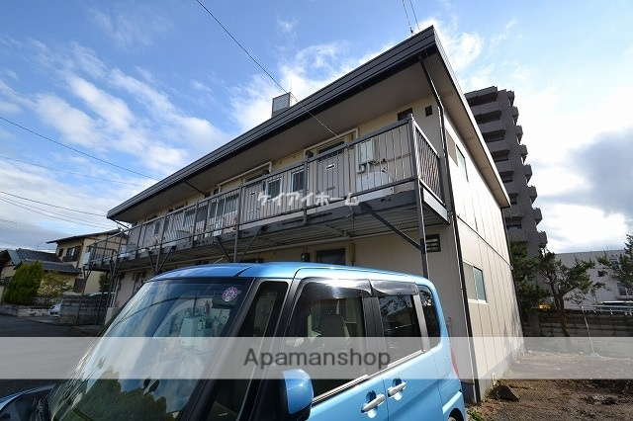 岡山県岡山市中区、西川原駅徒歩28分の築31年 2階建の賃貸アパート