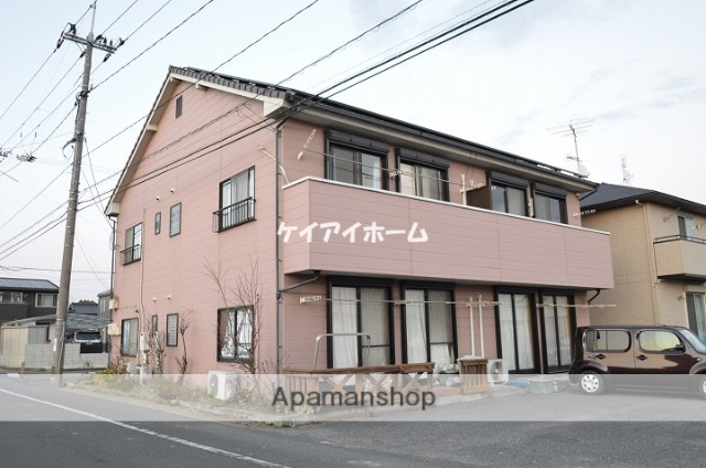 岡山県倉敷市、早島駅徒歩20分の築20年 2階建の賃貸アパート