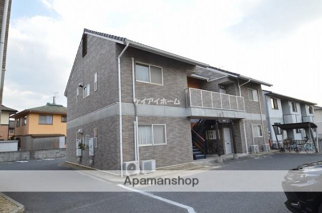 岡山県倉敷市、早島駅徒歩20分の築18年 2階建の賃貸アパート