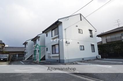 岡山県倉敷市、久々原駅徒歩22分の築24年 2階建の賃貸アパート
