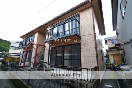 岡山県玉野市、宇野駅徒歩46分の築21年 2階建の賃貸アパート