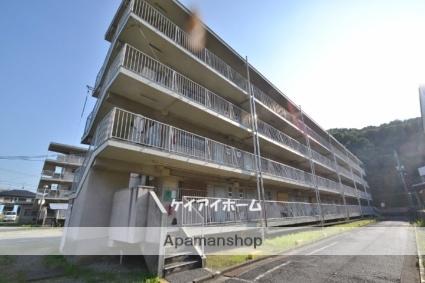 岡山県岡山市南区、妹尾駅徒歩22分の築47年 4階建の賃貸マンション