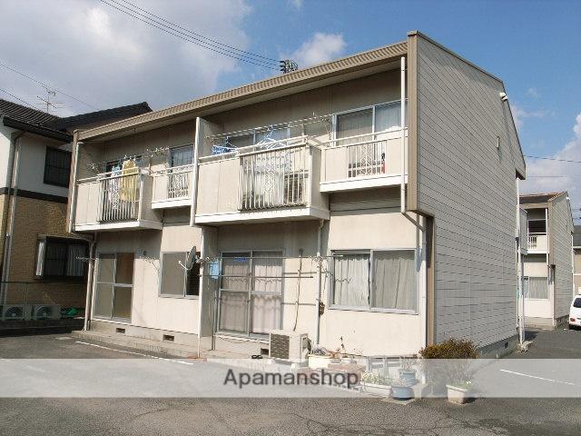 岡山県岡山市南区、妹尾駅徒歩27分の築27年 2階建の賃貸アパート