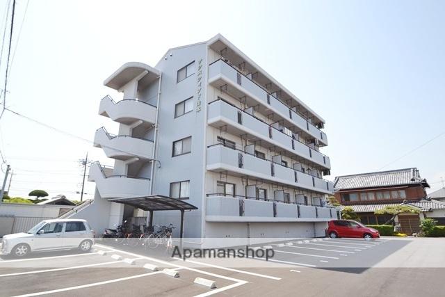 岡山県岡山市南区、備前西市駅徒歩36分の築20年 4階建の賃貸マンション