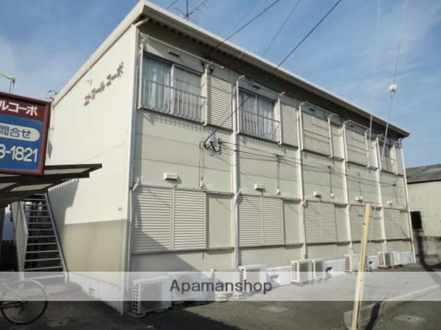 岡山県岡山市中区、岡山駅徒歩36分の築30年 2階建の賃貸アパート