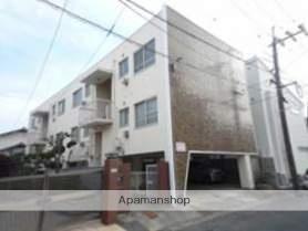 岡山県岡山市中区、小橋駅徒歩5分の築48年 3階建の賃貸マンション