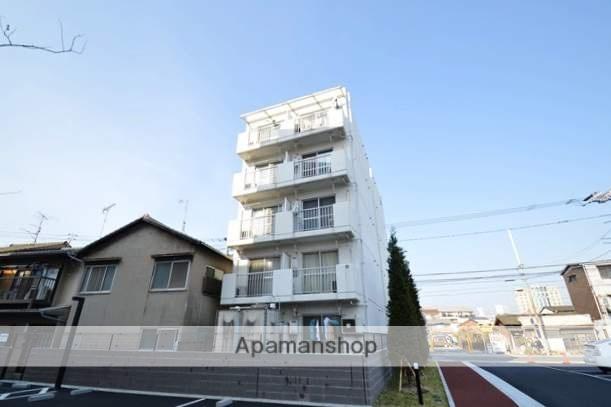 岡山県倉敷市、倉敷駅徒歩13分の築25年 5階建の賃貸マンション