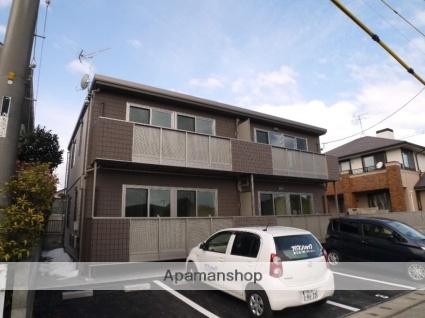 岡山県玉野市、常山駅徒歩10分の築3年 2階建の賃貸アパート