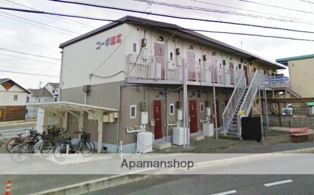 岡山県岡山市北区、備前原駅徒歩23分の築28年 2階建の賃貸アパート