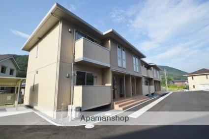 岡山県玉野市、八浜駅徒歩48分の築3年 2階建の賃貸アパート