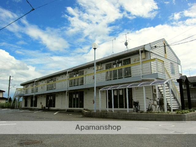 岡山県倉敷市、早島駅徒歩28分の築21年 2階建の賃貸アパート