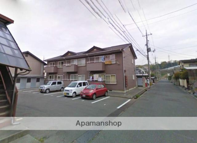 岡山県都窪郡早島町、早島駅徒歩23分の築28年 2階建の賃貸アパート