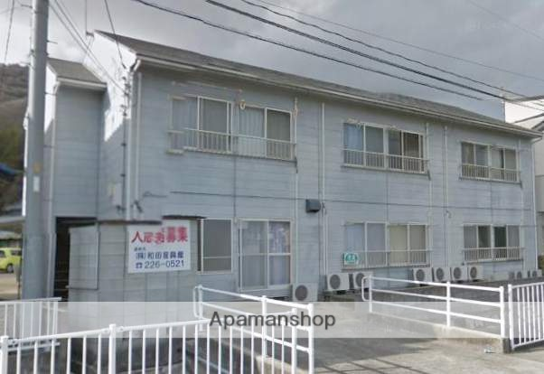 岡山県岡山市北区、玉柏駅徒歩20分の築19年 2階建の賃貸アパート