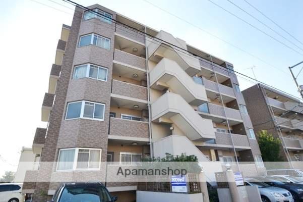 岡山県岡山市北区、大元駅徒歩11分の築16年 5階建の賃貸マンション