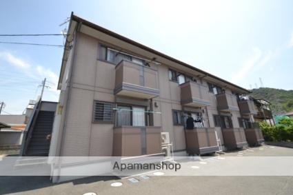 岡山県玉野市、常山駅徒歩49分の築12年 2階建の賃貸アパート