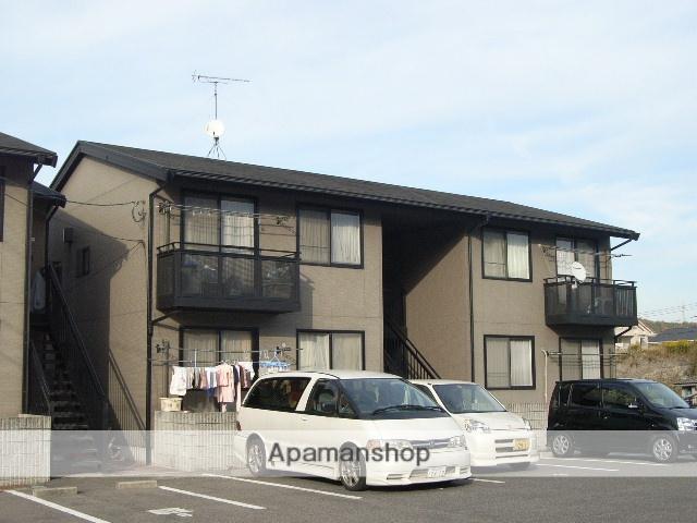 岡山県備前市、西片上駅徒歩29分の築16年 2階建の賃貸アパート