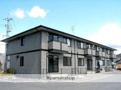 岡山県岡山市中区、中納言駅徒歩52分の築16年 2階建の賃貸アパート