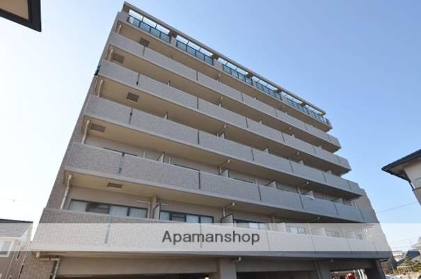 岡山県岡山市南区、岡山駅徒歩59分の築17年 7階建の賃貸マンション