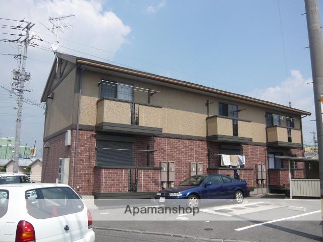 岡山県岡山市南区、北長瀬駅徒歩44分の築13年 2階建の賃貸アパート