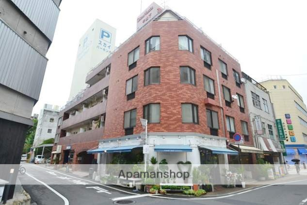 岡山県岡山市北区、岡山駅徒歩13分の築34年 7階建の賃貸マンション