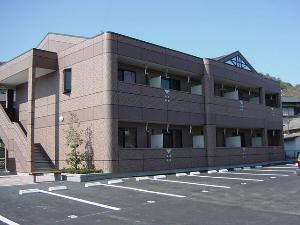 岡山県岡山市北区、備中高松駅徒歩6分の築10年 2階建の賃貸アパート