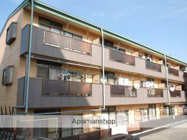 岡山県岡山市南区、妹尾駅徒歩19分の築26年 3階建の賃貸マンション