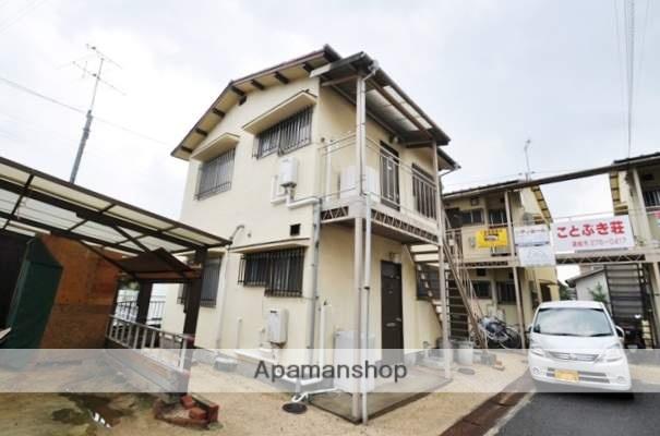 岡山県岡山市中区、大元駅徒歩49分の築30年 2階建の賃貸アパート