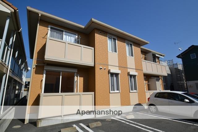 岡山県岡山市中区、西川原駅徒歩8分の築10年 2階建の賃貸アパート