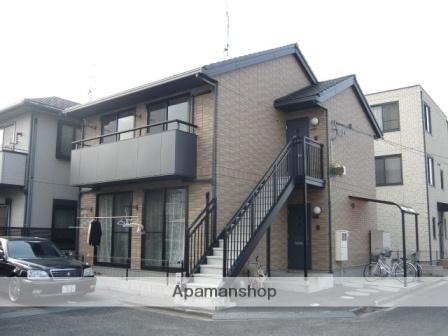 岡山県岡山市北区、庭瀬駅徒歩13分の築12年 2階建の賃貸アパート
