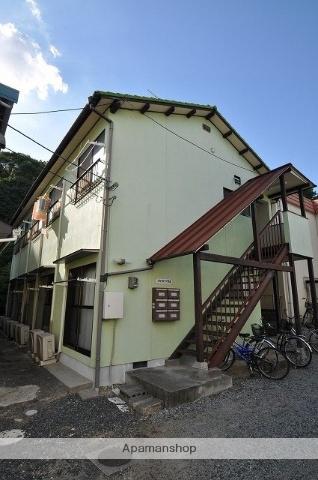 岡山県岡山市北区、法界院駅徒歩27分の築27年 2階建の賃貸アパート