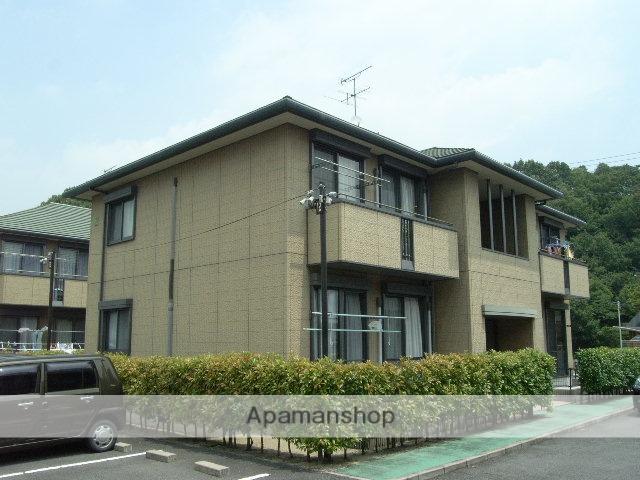 岡山県岡山市中区、高島駅徒歩37分の築17年 2階建の賃貸アパート