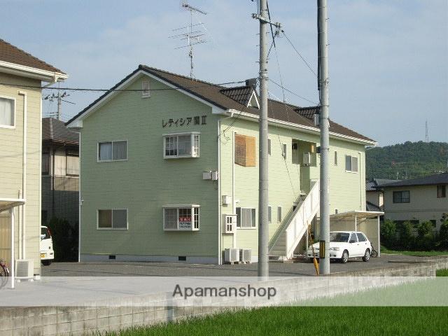 岡山県岡山市中区、東岡山駅徒歩23分の築24年 2階建の賃貸アパート