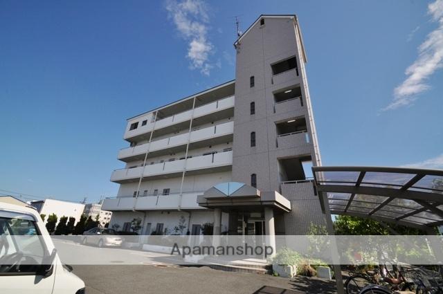 岡山県岡山市北区、大元駅徒歩19分の築21年 5階建の賃貸マンション