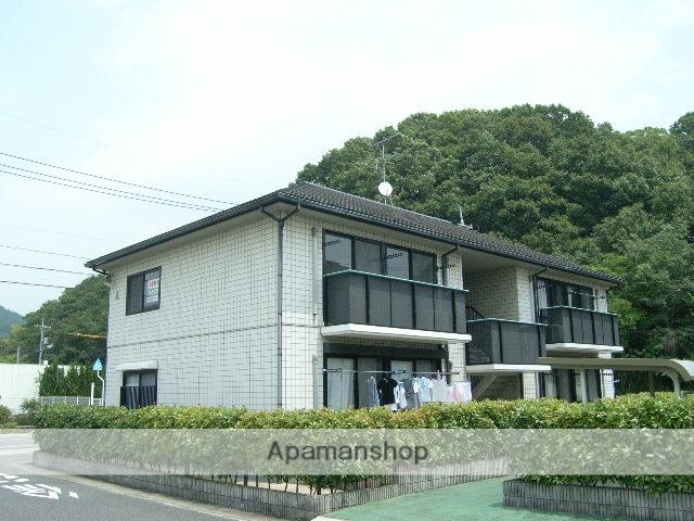 岡山県岡山市中区、高島駅徒歩37分の築19年 2階建の賃貸アパート