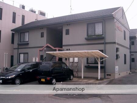 岡山県倉敷市、新倉敷駅徒歩20分の築20年 2階建の賃貸アパート