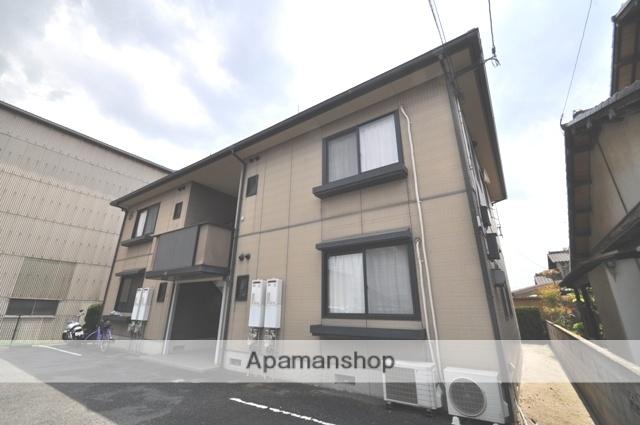 岡山県倉敷市、倉敷駅徒歩117分の築17年 2階建の賃貸アパート