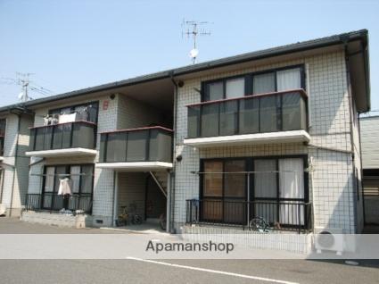岡山県倉敷市、久々原駅徒歩26分の築20年 2階建の賃貸アパート