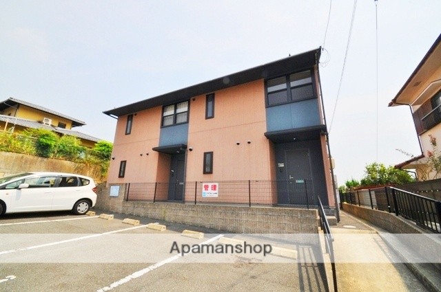 岡山県都窪郡早島町、中庄駅徒歩46分の築12年 2階建の賃貸テラスハウス