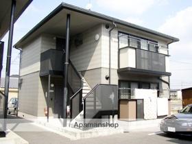 岡山県倉敷市、新倉敷駅徒歩26分の築18年 2階建の賃貸アパート