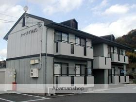 岡山県倉敷市、西阿知駅徒歩50分の築19年 2階建の賃貸アパート
