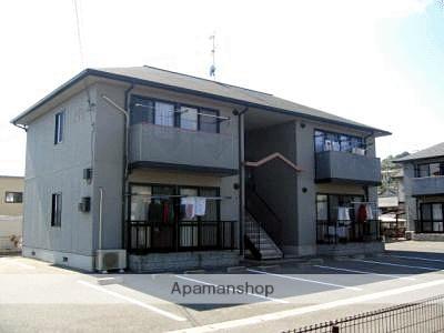 岡山県倉敷市、新倉敷駅徒歩22分の築19年 2階建の賃貸アパート