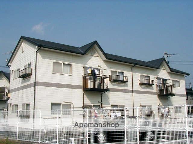 岡山県岡山市中区、東岡山駅徒歩43分の築20年 2階建の賃貸アパート