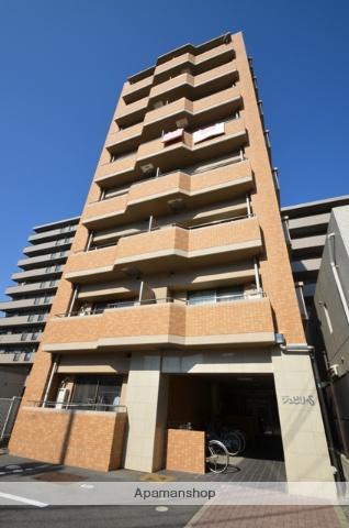 岡山県岡山市北区、岡山駅徒歩16分の築11年 8階建の賃貸マンション