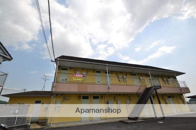 岡山県岡山市北区、備前原駅徒歩3分の築25年 2階建の賃貸アパート