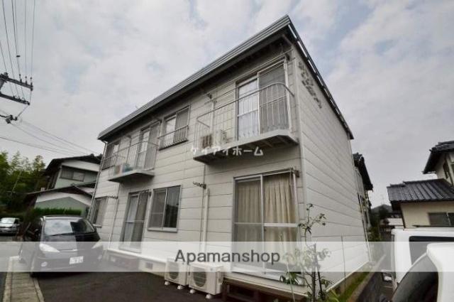 岡山県岡山市南区、妹尾駅徒歩16分の築30年 2階建の賃貸アパート