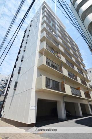 岡山県岡山市北区、岡山駅徒歩9分の築37年 9階建の賃貸マンション