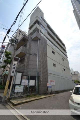 岡山県岡山市北区、岡山駅徒歩18分の築36年 6階建の賃貸マンション