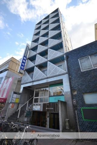 岡山県岡山市北区、岡山駅徒歩20分の築22年 8階建の賃貸マンション