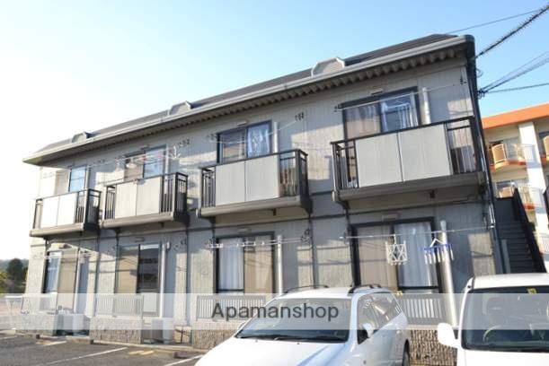 岡山県岡山市南区、妹尾駅徒歩26分の築19年 2階建の賃貸アパート