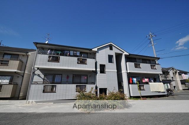 岡山県岡山市北区、北長瀬駅徒歩56分の築20年 2階建の賃貸アパート